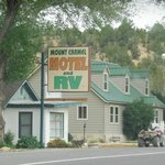 Φωτογραφία: Mt. Carmel Motel & RV Park