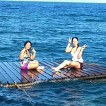 Foto de Dumaguete Springs Beach Resort