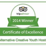 Alternative Creative Youth Hostel resmi