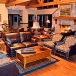 Foto de The Rockwell Lake Lodge