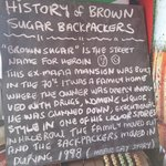 Φωτογραφία: Brown Sugar Backpackers