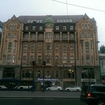 Photo de Dostoevsky Hotel