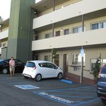 Foto di Comfort Inn Near Hollywood Walk of Fame