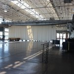 Craneway Pavilion, Ford Point, Richmond, CA May 2014