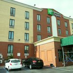 Φωτογραφία: Holiday Inn Express At JFK