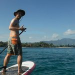 Photo de Stand Up Paddle Lessons -- Rainbow Watersports Adventures