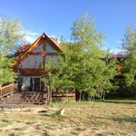 ภาพถ่ายของ Flagstone Meadows Ranch Bed and Breakfast