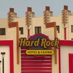 Hard Rock Hotel and Casino Tulsa resmi