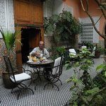 Courtyard Le Gallia