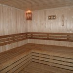 Newly enhanced sauna