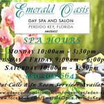Emerald Oasis Day Spa and Salon