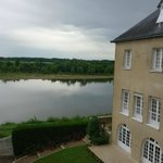 Manoir Bel Air vue on Loire river