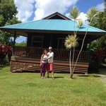 Foto Hana Paradise Cottages