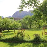 Foto van Canyon Vista Lodge - Bed & Breakfast
