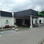 صورة فوتوغرافية لـ ‪Holiday Inn Dusseldorf Airport Ratingen‬