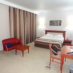 Ramada Domodedovo - Our upgraded room