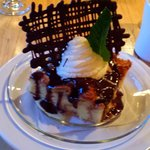 Choclate Chip Bread Pudding