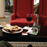 one of the best Club Lounge among Sheraton Hotels