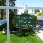 Photo de Heritage Inn Bed and Breakfast
