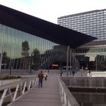 Foto van Hilton Melbourne South Wharf