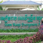 Photo de Siem Reap Evergreen Hotel