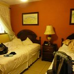 Managua Hills Bed and Breakfast resmi