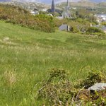 A View of Clifden from the Sky Road