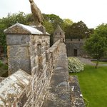 Along the Walls; Cahir Castle