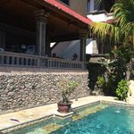 Foto de Bayu Cottages Hotel and Restaurant