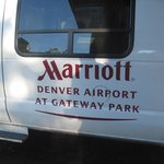 Denver Airport Marriott at Gateway Park resmi