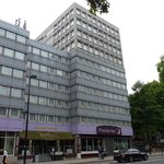 Foto van Premier Inn London King's Cross