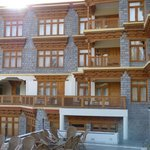 Photo de Ladakh Residency