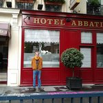 Photo de Hotel Abbatial Saint Germain