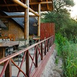 Foto de Nyaru Private Game Lodge