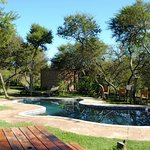 Foto van Nyaru Private Game Lodge