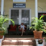 Foto de Wicker Guesthouse
