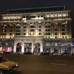 The Ritz-Carlton Moscow resmi