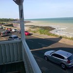 View from the balcony of room 2