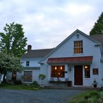 Quechee Inn At Marshland Farm resmi