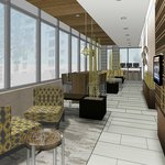 Lobby rendering New Paublic Area 2014