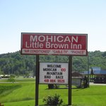 Φωτογραφία: Mohican Little Brown Inn