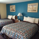 Newley renovated rooms!