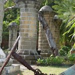 Admiral's Inn Grounds, Nelson's Dockyard, English Harbor, Antigua