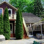 Φωτογραφία: Schoolmaster's House Bed and Breakfast
