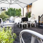 Wine Terrace is opean from early morning until late evening