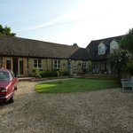 Foto de Manor Farm Barn Bed and Breakfast