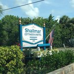Foto van Shalimar Cottages and Motel