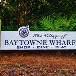 Located in Baytowne Wharf