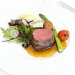 """ Beef tenderloin in Bulgogistil """