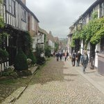 The George in Rye resmi